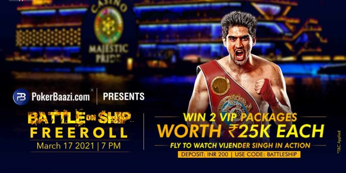 Vijender Singh To Go Against Russia's Artysh Lopsan